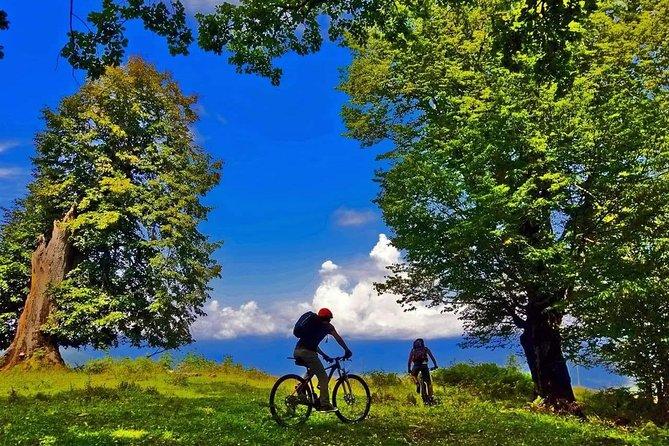 1 Day bike tour from Kutaisi