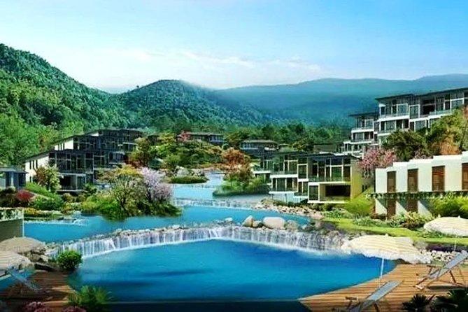Nanjing Tangshan Hot Spring Resort Private Transfer from Yangzhou City