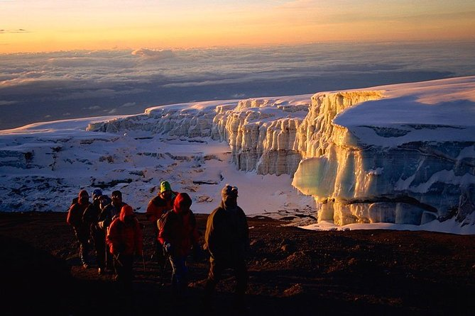 Kilimanjaro 6-Days Private Trekking Tour via Machame Route