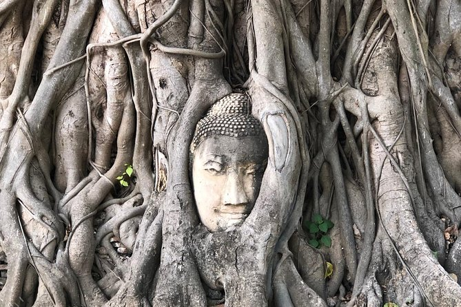 Ayutthaya One Day Tour go by Coach - back by River Cruise - Grand Pearl Cruise