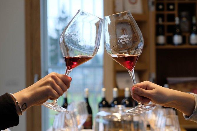 Silver Wine Tasting