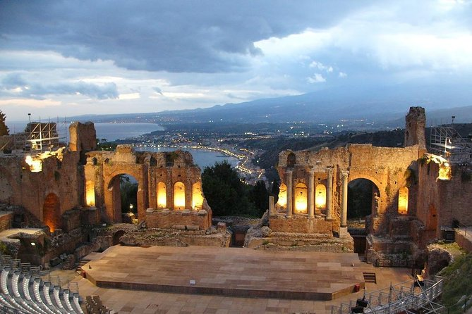 ETNA-TAORMINA-BEAUTIFUL ISLAND Tour