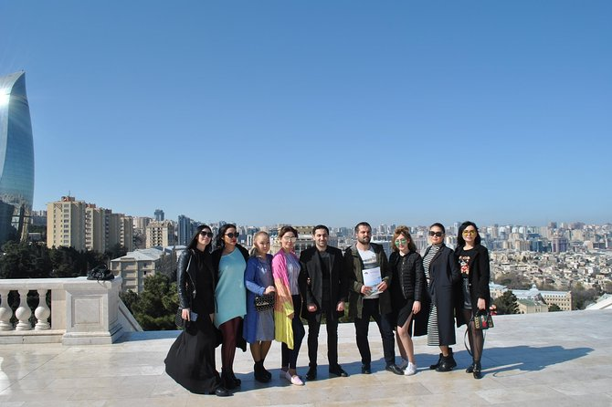 Full day Individual & Historical Baku tour (Private & Group)