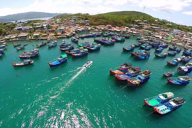 Emperor Cruise Nha Trang Day Cruise