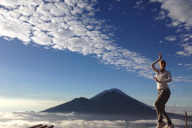 Private Mt Batur Day Trekking & Natural Hot Spring