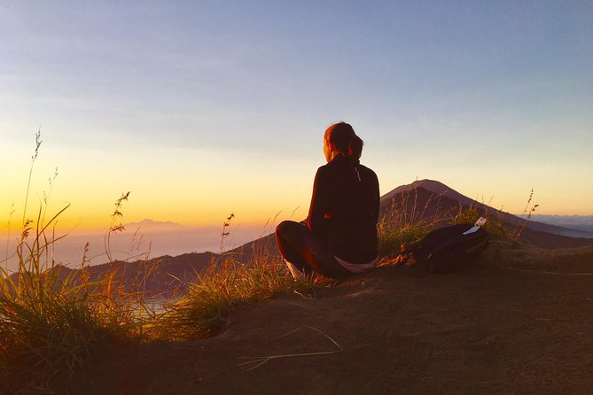 Ubud Sunrise: Private Mount Batur Trekking