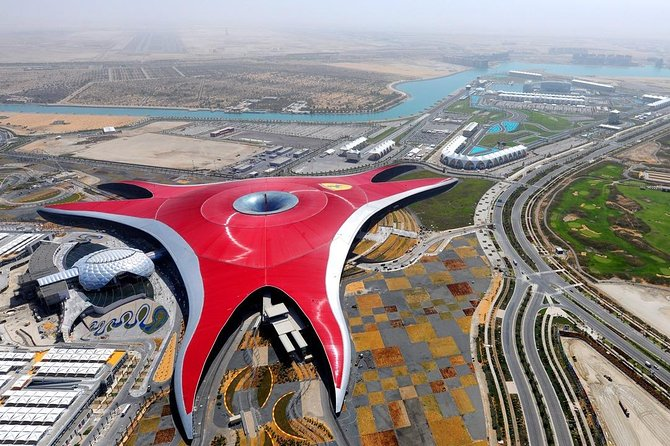 Full-Day Tour of Abu Dhabi City From Dubai, Day Trip with Guide