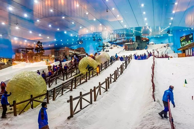 Ski Dubai (Indoor Snow Park) Entrance Ticket