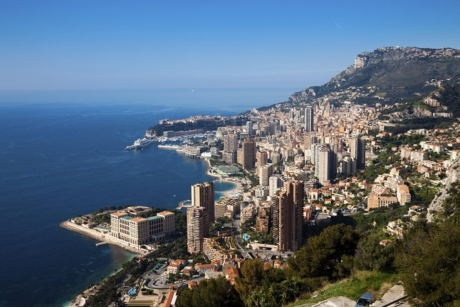 Monaco, Monte Carlo, Eze And La Turbie from Monaco Port photo 4
