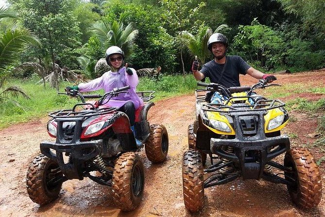 : Koh Samui : All Terrain Vehicle (ATV) Quad Bike Tour