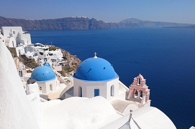 Private Half-Day Sightseeing Tour in Santorini