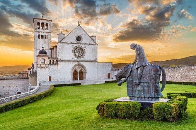 Assisi & Cortona (Umbria & Tuscany Regions in 1 Day) - Ultimate Tour