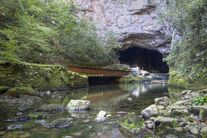 Adventure in Planina cave