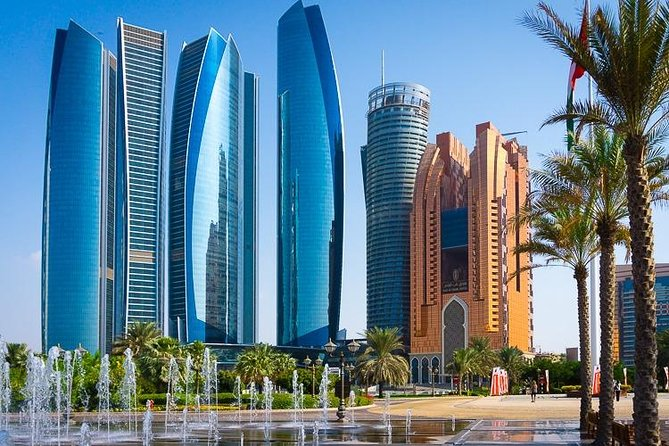 Full-Day Tour of Abu Dhabi City with Hotel Pick Up
