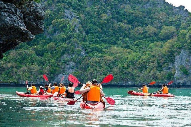 Koh Phangan Safari Tour by Speedboat from Koh Samui with Lunch