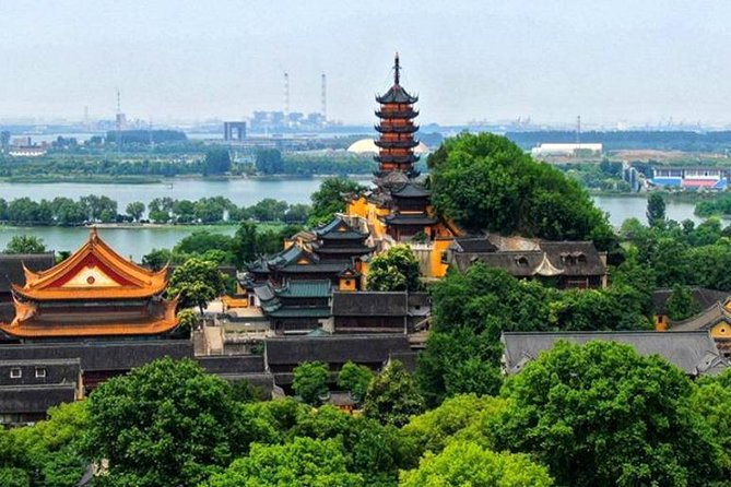 Zhenjiang Self-Guided Tour from Yangzhou with Private Car and Driver Service