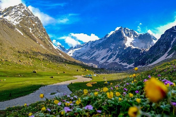 12 - Days Private Tour Foothills of Himalayas