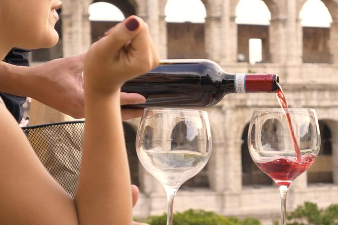 Full experience |Colosseum Guided Tour Food Wine and Cultural Rome Walking Tour