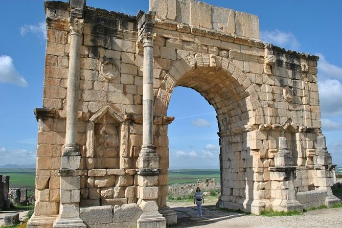 Small-Group : Full Day Meknes and Volubilis Tour from Fez