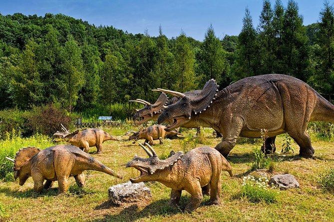 Leba Dinosaur Park - 10h private trip