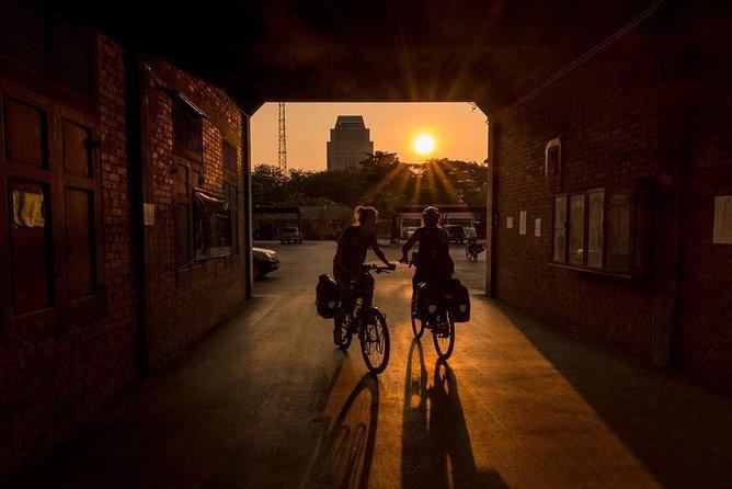 Bangkok Sunset Bike Ride and Dinner