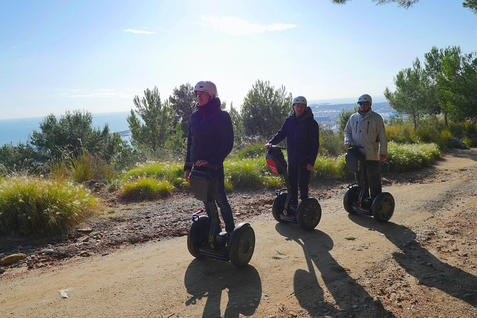 Private Live Guided Segway Tour To Montjuic