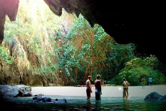 Morakot Cave (Emerald Cave) Tour From Krabi with Lunch