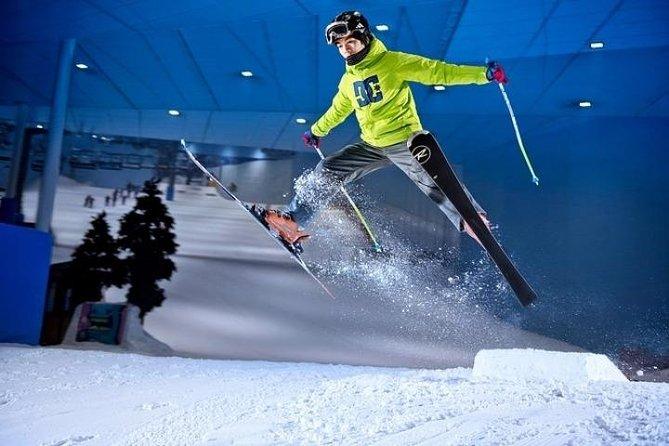 Half Day Private Snow Classic Dubai - Ticket + Transfer