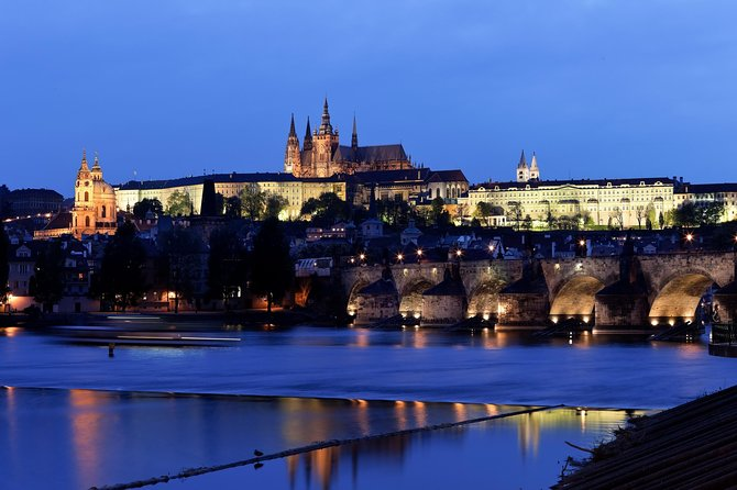 Private Prague Castle Exploration and Day Chamber Concert