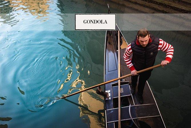 Venice Private Gondola Ride on Grand Canal