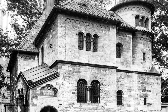 Terezín Holocaust and Prague Jewish Heritage Private Tour