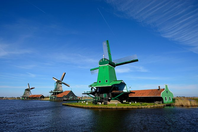 From Alkmaar to the Zaanse Schans
