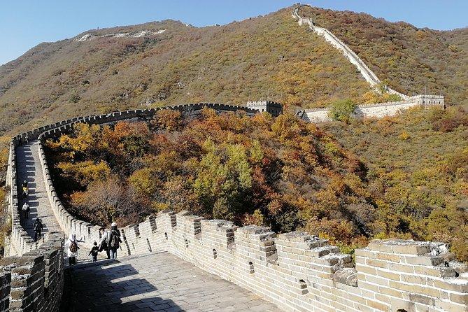 Airport pickup+Mutianyu Great Wall+Airport drop