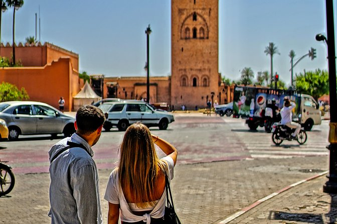 Half day walking tour in Marrakech with a guide photo 2
