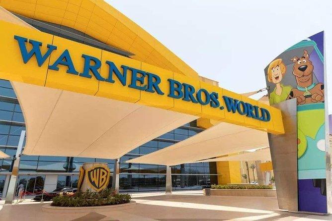 Abu Dhabi Warner Bros. World Admission Ticket 【Free Shuttle Bus Included】
