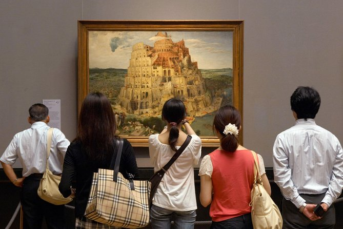 Kunsthistorisches Museum Wien Private Guided Tour