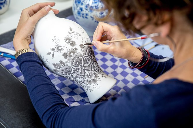 Delft Pottery Factory Private Guided Tour