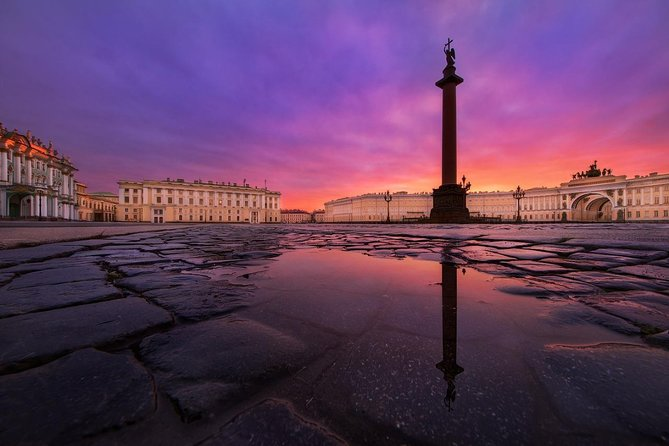 2-Day cultural Tour of St Petersburg & Night Boat Cruise