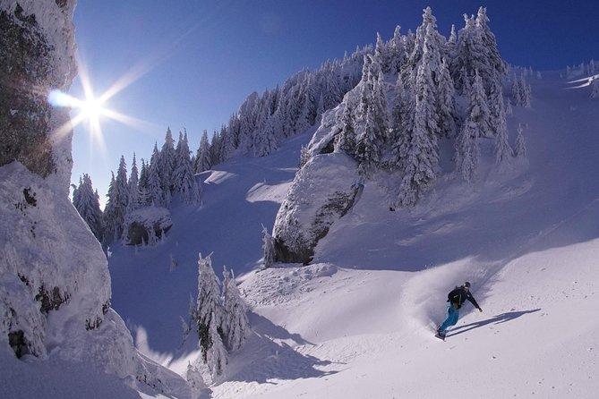 Backcountry & Splitboarding Guiding in the Carpathian Mountains