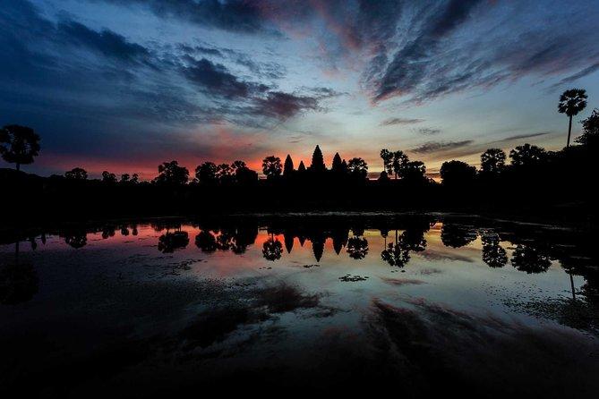 Angkor Wat Sunrise half-day Tour