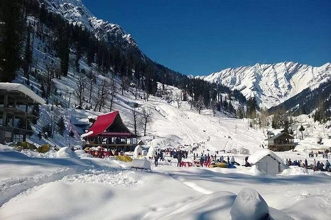 Delhi Agra Shimla Manali Tour Package 6 Night 7 Days photo 2