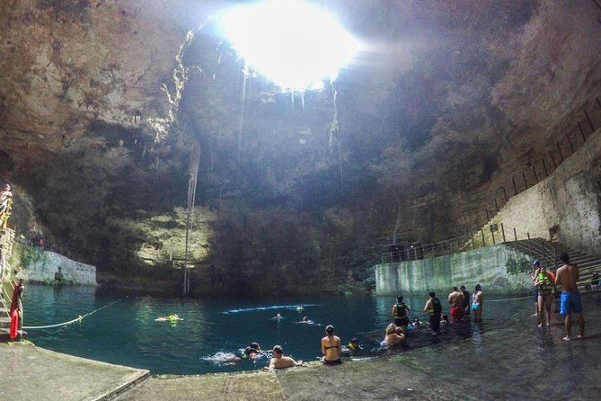 Chichen Itza EkBalam ruins and Cenote Hubiku from Playa del Carmen photo 7