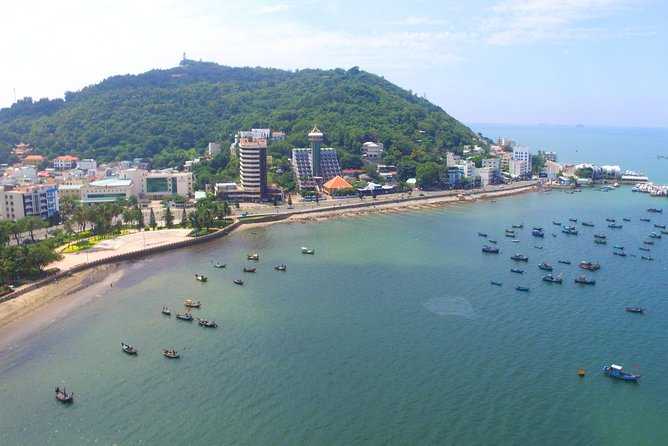 Vung Tau excursion from Phu My port