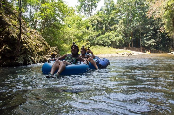 Cave tubing and Ziplining from San Pedro