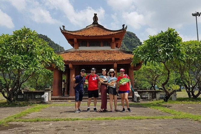 Full Day Trip to Hoa Lu - Tam Coc from Hanoi by Coach & Lunch