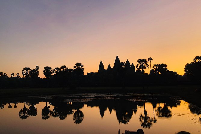 The Best Angkor Tour with Sunrise
