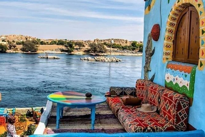 Half-Day tour in Aswan and Nubian Village