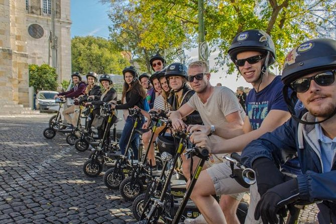 Electric Scooter -Barcelona Beach Tour