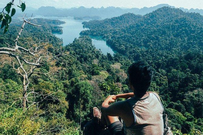 Khao Sok National Park Jungle Safari Full Day Tour from Phuket