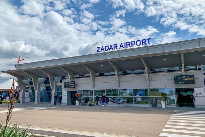 From Novalja to Zadar/Airport